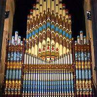 St Andrew&rsquo;s Cathedral Pipe Organ in Sydney, Australia<br />