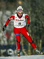 Langrenn, 22. november 2003, Verdenscup Beitostølen, Laila Selsbaek, Norge