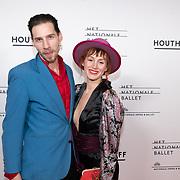 NLD/Amsterdam/20200206 - Ballet premiere Frida, Eva Bartels en ......