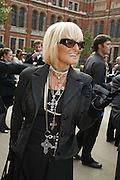 Barbara Hulanicki. The Biba Ball in aid of CLIC Sargent. Victoria & Albert Museum, London. 11 May 2006.ONE TIME USE ONLY - DO NOT ARCHIVE  © Copyright Photograph by Dafydd Jones 66 Stockwell Park Rd. London SW9 0DA Tel 020 7733 0108 www.dafjones.com