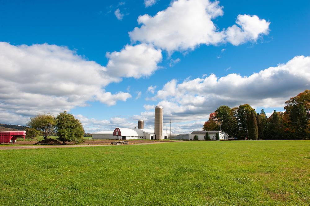Farm in Erie Pennsylvania