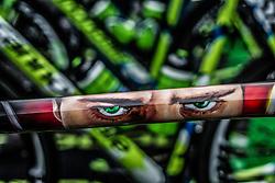 Cannondale bike, Peter Sagan (SVK) of Cannondale, Tour de France, Stage 1: Leeds > Harrogate, UCI WorldTour, 2.UWT, Harrogate, United Kingdom, 5th July 2014, Photo by Pim Nijland / PelotonPhotos.com