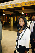 National Action Network Executive President Tamika Mallory at The Pre-Reception for The 100th NAACP Annual Conference hosted by Governor David Patterson w/special performance by Ryan Leslie held at the Great Hall at City College of New York in New York City on July 12, 2009