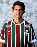"Brazilian Football League Serie A / <br /> ( Fluminense Football Club ) - <br /> Magno Alves de Araujo "" Magno Alves """