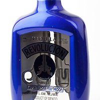 Revolucion Silver 100 Proof -- Image originally appeared in the Tequila Matchmaker: http://tequilamatchmaker.com