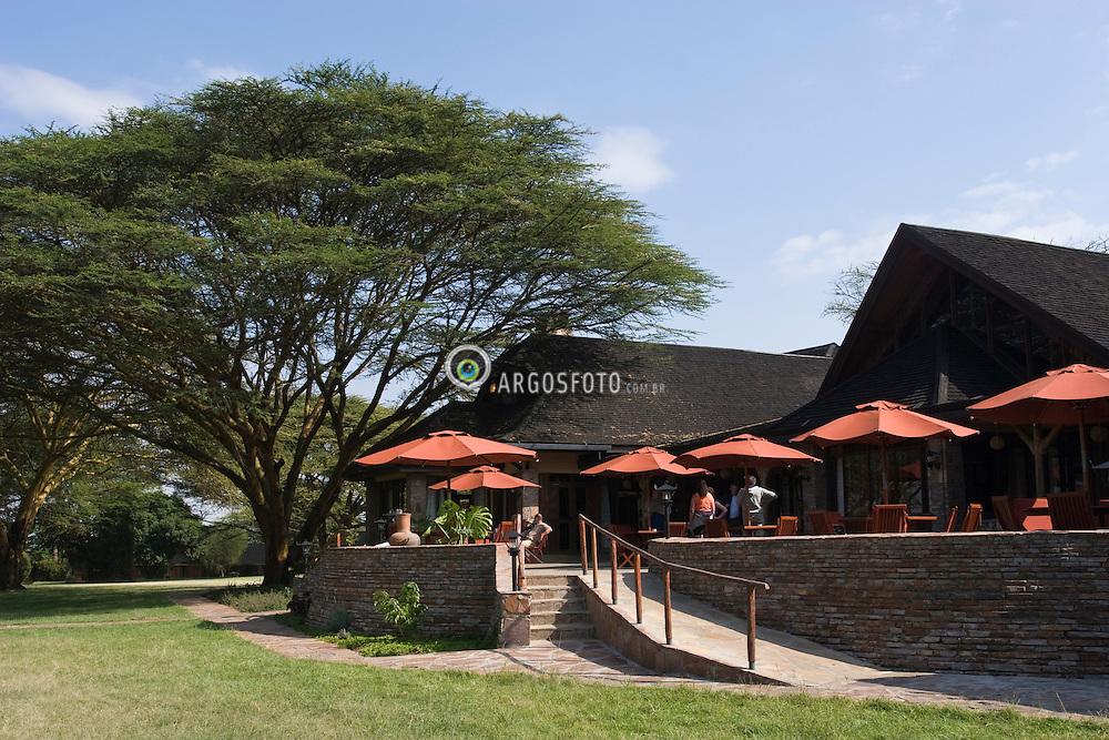 Located in the very heart of Kenya's fabled Maasai Mara National Reserve, Keekorok Lodge  was the first lodge to be built in the Masai Mara./ Keekorok Lodge eh um dos mais luxuosos hoteis dentro da Reserva Nacional Masai Mara, muito bem localizado, foi o primeiro  a ser construido.