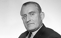 Major James Chirchester-Clark, MP, Minister for Agriculture, Ulster Unionist, N Ireland Parliament, Stormont, Belfast, March 1969, 196903000115<br /> <br /> <br /> Copyright Image from<br /> Victor Patterson<br /> 54 Dorchester Park<br /> Belfast, N Ireland, UK, <br /> BT9 6RJ<br /> <br /> t1: +44 28 90661296<br /> t2: +44 28 90022446<br /> m: +44 7802 353836<br /> e1: victorpatterson@me.com<br /> e2: victorpatterson@gmail.com<br /> <br /> www.victorpatterson.com