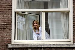 15-10-2006 ATLETIEK: MARATHON AMSTERDAM: AMSTERDAM<br /> Record aantal deelnemers aan de Amsterdamse Marathon , publiek<br /> ©2006: WWW.FOTOHOOGENDOORN.NL