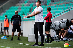 Sergej Jakirovic head coach of NK Maribor during football match between NK Bravo and NK Maribor in 34. Round of Prva liga Telekom Slovenije 2019/20, on July 15. 2020 in Stadium Stozice, Ljubljana, Slovenia. Photo by Grega Valancic / Sportida.