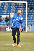 Bradford City Forward, Billy Clarke during the Sky Bet League 1 match between Bury and Bradford City at the JD Stadium, Bury, England on 5 March 2016. Photo by Mark Pollitt.