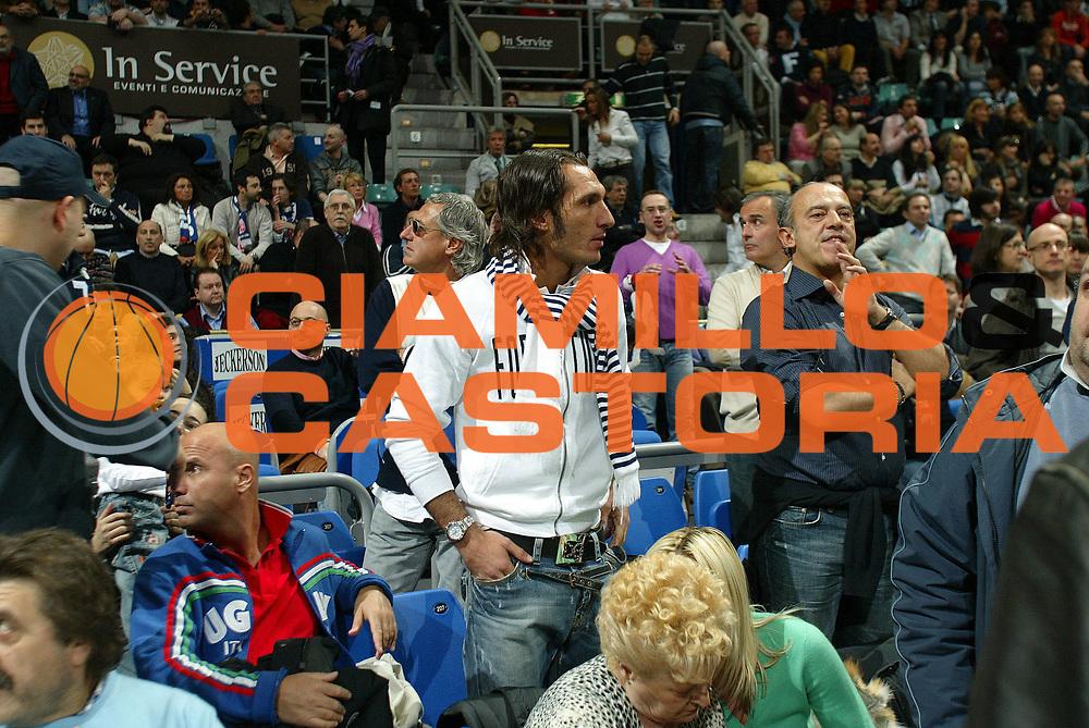 DESCRIZIONE : Bologna Lega A1 2006-07 Climamio Fortitudo Bologna VidiVici Virtus Bologna<br /> GIOCATORE : Bazzani<br /> SQUADRA : Climamio Fortitudo Bologna <br /> EVENTO : Campionato Lega A1 2006-2007 <br /> GARA : Climamio Fortitudo Bologna VidiVici Virtus Bologna<br /> DATA : 11/03/2007<br /> CATEGORIA : ritratto<br /> SPORT : Pallacanestro <br /> AUTORE : Agenzia Ciamillo-Castoria/G.Livaldi