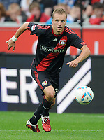 Fotball<br /> Tyskland<br /> 14.08.2011<br /> Foto: Witters/Digitalsport<br /> NORWAY ONLY<br /> <br /> Michal Kadlec (Leverkusen)<br /> Bundesliga, Bayer 04 Leverkusen - SV Werder Bremen 1:0