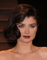 Eve Hewson arrive at the 2014 Vanity Fair Oscar Party in West Hollywood, California, USA,  Sunday, 2nd March 2014. Picture by Hollywood Bubbles / i-Images<br /> UK ONLY