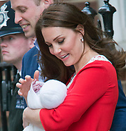 Kate Middleton & Prince William With 3rd Baby-2