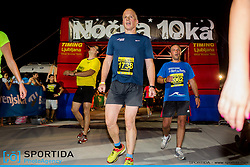 Peter Pristov at 10th Nocna 10ka 2016, traditional run around Bled's lake, on July 09, 2016 in Bled,  Slovenia. Photo by Urban Urbanc / Sportida