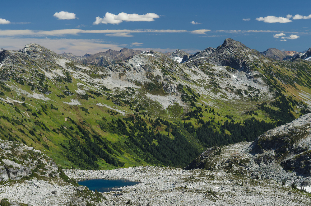 Marriott Basin Coast Mountains British Columbia