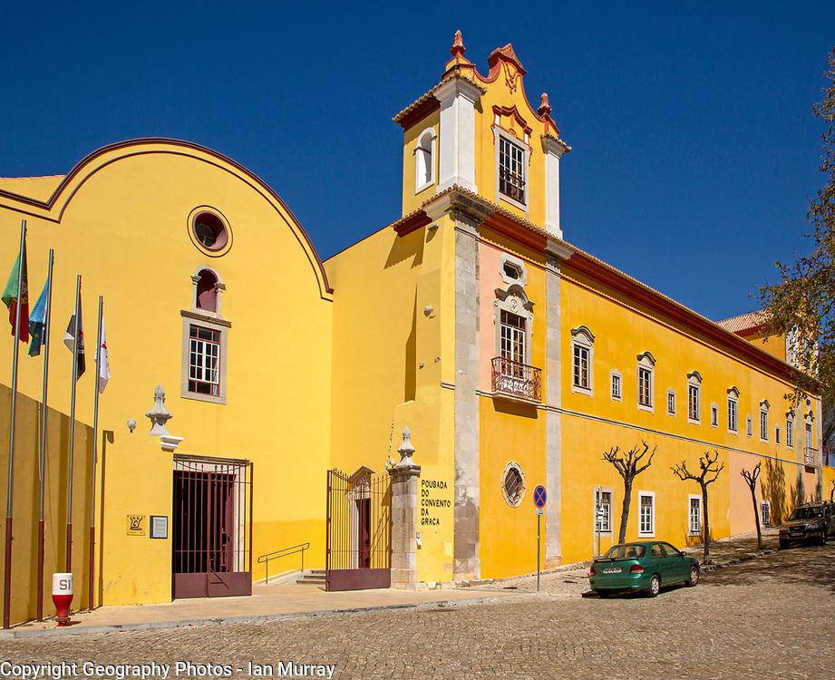 Pousada do Convento da Graca, Hotel posada in old convent building, Tavira, Algarve, Portugal, southern Europe