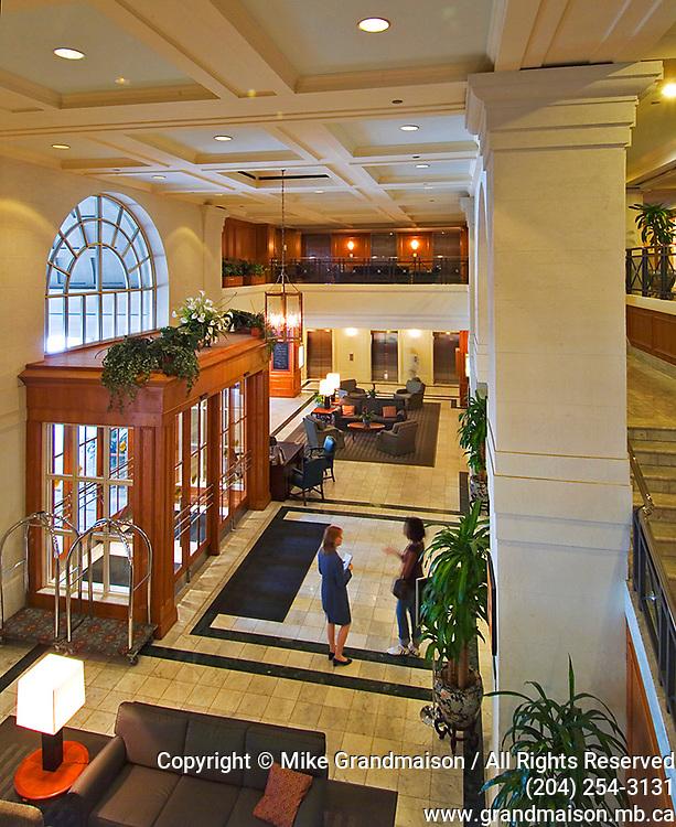 Novotel Hotel. Toronto. Ontario. Canada