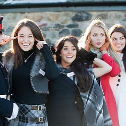 Miss World at Edinburgh Castle