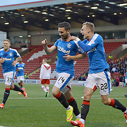 Airdrieonians v Rangers | Scottish League Cup | 26 August 2015