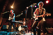 Megafaun perform at Schuba's Tavern in Chicago, IL on March 21, 2012.