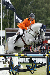 Dubbeldam Jeroen (NED) - BMC Quality Time TN<br /> FEI Nations Cup of Sweden - Falsterbo 2012<br /> © Hippo Foto - Beatrice Scudo
