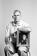 Michael W. Freeman<br /> Army<br /> O-4<br /> Engineer<br /> 1981 - 2001<br /> <br /> Veterans Portrait Project<br /> Fayetteville, NC