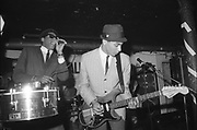 The Untouchables live, London. 1980s.