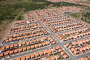 Cuiaba_MT, Brasil.<br /> <br /> Conjunto habitacional em Cuiaba, Mato Grosso.<br /> <br /> Popular Housing in Cuiaba, Mato Grosso.<br /> <br /> Foto: LEO DRUMMOND / NITRO
