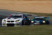 September 29, 2016: IMSA Petit Le Mans, #100 Lucas Luhr, John Edwards, BMW Team RLL, BMW F13 M6 GTLM