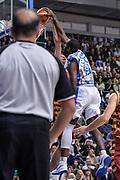 DESCRIZIONE : Campionato 2015/16 Serie A Beko Dinamo Banco di Sardegna Sassari - Umana Reyer Venezia<br /> GIOCATORE : Christian Eyenga<br /> CATEGORIA : Schiacciata Sequenza Stoppata<br /> SQUADRA : Dinamo Banco di Sardegna Sassari<br /> EVENTO : LegaBasket Serie A Beko 2015/2016<br /> GARA : Dinamo Banco di Sardegna Sassari - Umana Reyer Venezia<br /> DATA : 01/11/2015<br /> SPORT : Pallacanestro <br /> AUTORE : Agenzia Ciamillo-Castoria/L.Canu
