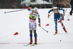 Sunding Jonna (SWE) during the Ladies sprint free race at FIS Cross Country World Cup Planica 2019, on December 21, 2019 at Planica, Slovenia. Photo By Grega Valancic / Sportida