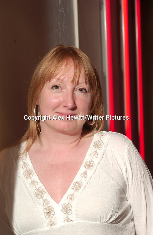 Author Jane Harris<br /> The Debut Author festival at the Traverse theatre in Edinburgh<br /> <br /> Copyright Alex Hewitt/Writer Pictures<br /> contact +44 (0)20 8241 0039<br /> sales@writerpictures.com<br /> www.writerpictures.com
