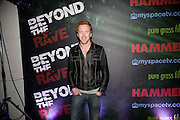 DAMIEN LEWIS, Beyond the Rave, Celebration of Hammer Film's  first horror movie broadcasr on MYSpace. Shoreditch House. London. 16 April 2008.  *** Local Caption *** -DO NOT ARCHIVE-© Copyright Photograph by Dafydd Jones. 248 Clapham Rd. London SW9 0PZ. Tel 0207 820 0771. www.dafjones.com.