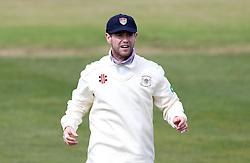 Ian Cockbain of Gloucestershire - Mandatory by-line: Robbie Stephenson/JMP - 01/04/2016 - CRICKET - Bristol County Ground - Bristol, United Kingdom - Gloucestershire v Durham MCC University - MCC University Match