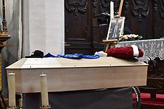 Michael Goolaerts Funeral - 24 Apr 2018