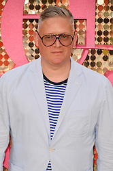 © Licensed to London News Pictures. 29/06/2016. GILES DEACON attends the ABSOLUTELY FABULOUS world film premiere. London, UK. Photo credit: Ray Tang/LNP