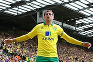 Norwich City v Aston Villa 130512