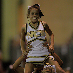 04 September 2009: During a high school football game between Hannan and North Lake Christian in Covington, Louisiana.