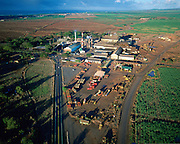 Puunene Sugar Mill, Maui, Hawaii, USA<br />