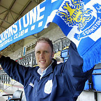 St Johnstone FC June 2002