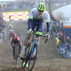 01-01-2020: Wielrennen: DVV trofee veldrijden: Corne van Kessel