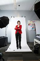 Jet de Ranitz tbc Rood Ledenblad van de PvdA<br /> Rubriek &quot;Leden aan het Woord&quot;<br /> Foto: Phil Nijhuis