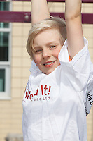 Images from a children's photography event I did for the We Did It! School Age Care Society. The event was a Field Day for kids and involved some arts and crafts, games, and plenty of time on the playground. We used the opportunity to create some great photos for We Did It! to use on their website and marketing materials. There were both posed and candid images, and plenty of fun!..©2012, Sean Phillips.http://www.RiverwoodPhotography.com