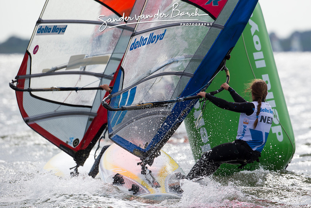 May 24th 2013. Delta Lloyd Regatta  (21/25 May 2013). Medemblik - the Netherlands.