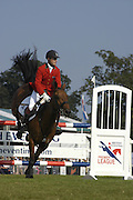 Andrew Hoy. The Land Rover Burghley Horse Trials. 4 September. ONE TIME USE ONLY - DO NOT ARCHIVE  © Copyright Photograph by Dafydd Jones 66 Stockwell Park Rd. London SW9 0DA Tel 020 7733 0108 www.dafjones.com