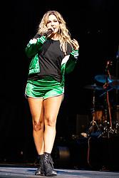 June 30, 2018 - Milwaukee, Wisconsin, U.S - RACHEL PLATTEN performs live at Henry Maier Festival Park during Summerfest in Milwaukee, Wisconsin (Credit Image: © Daniel DeSlover via ZUMA Wire)