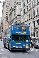 City Sights bus in New York October 2008