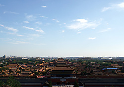 September 6, 2017 - Beijing, Beijing, China - Beijing, CHINA-6th September 2017: (EDITORIAL USE ONLY. CHINA OUT)..Sunny day in Beijing, September 6th, 2017. (Credit Image: © SIPA Asia via ZUMA Wire)
