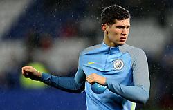 John Stones of Manchester City - Mandatory by-line: Robbie Stephenson/JMP - 10/12/2016 - FOOTBALL - King Power Stadium - Leicester, England - Leicester City v Manchester City - Premier League